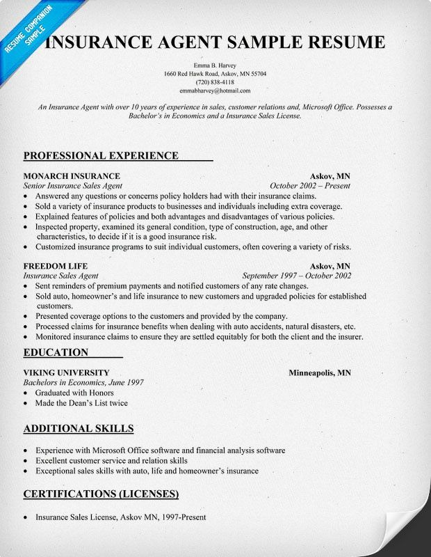 insurance underwriter cover letter resume examples for industry nerd reviews another word Resume Resume Examples For Insurance Industry