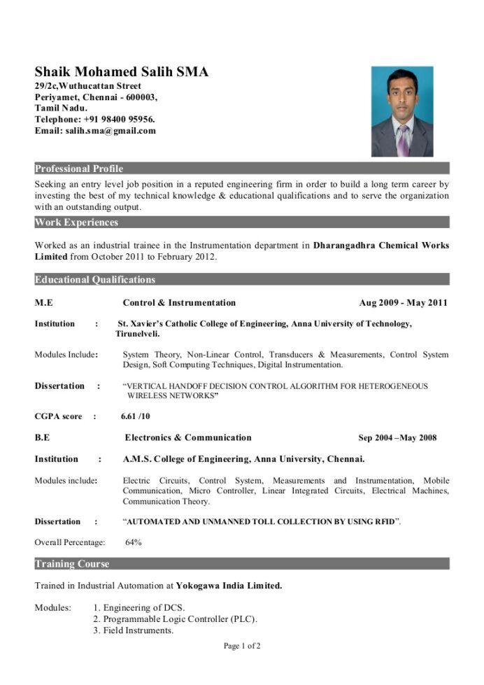 international resume format for freshers pdf best examples ccna fresher free updated Resume Resume Format For Freshers Pdf