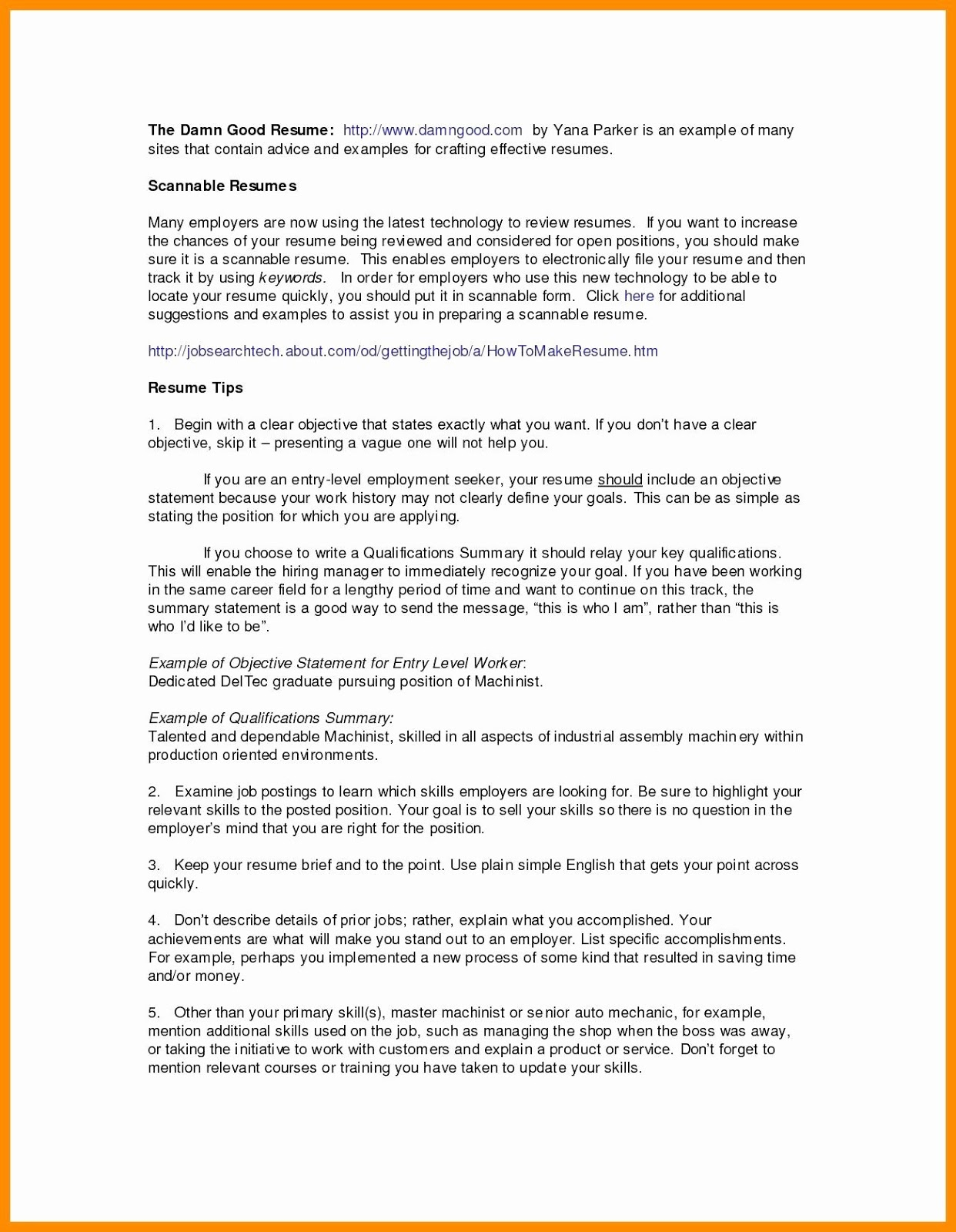 job general resume objective examples statement entry level for assembly merger and Resume Resume Objective Statement Entry Level Examples