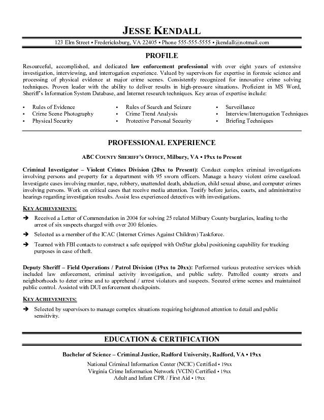 law enforcement resume template free templates project manager functional sample Resume Law Enforcement Resume Template Microsoft Word