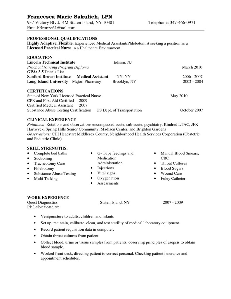lpn resume skills and abilities bongdaao photo on flickriver for dietary aide job Resume Lpn Skills For Resume