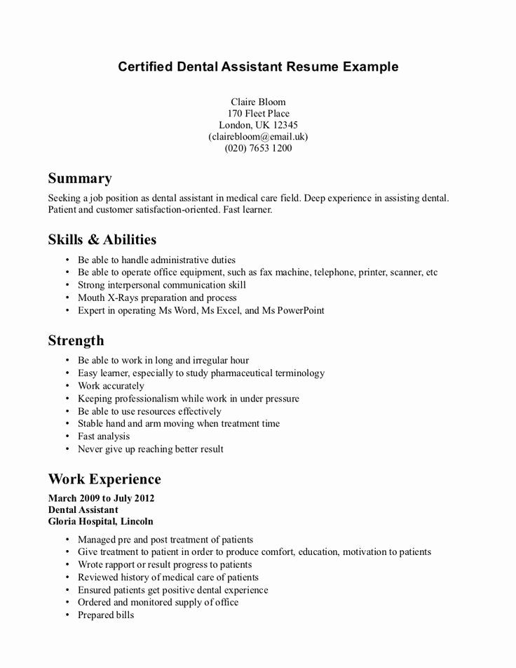 marketing coordinator resume objective beautiful professional utility worker templates to Resume Dental Assistant Resume Pdf