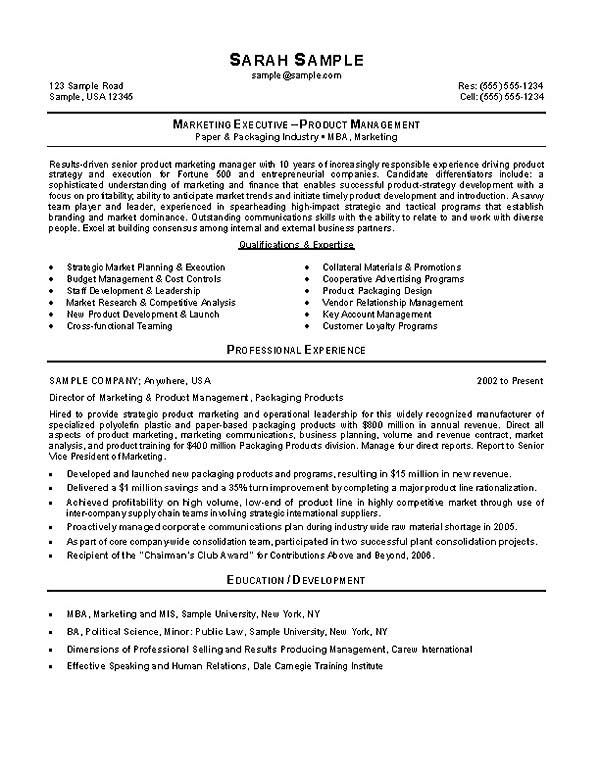 marketing manager resume example mba student examples exsa26 skills sap implementation Resume Mba Student Resume Examples
