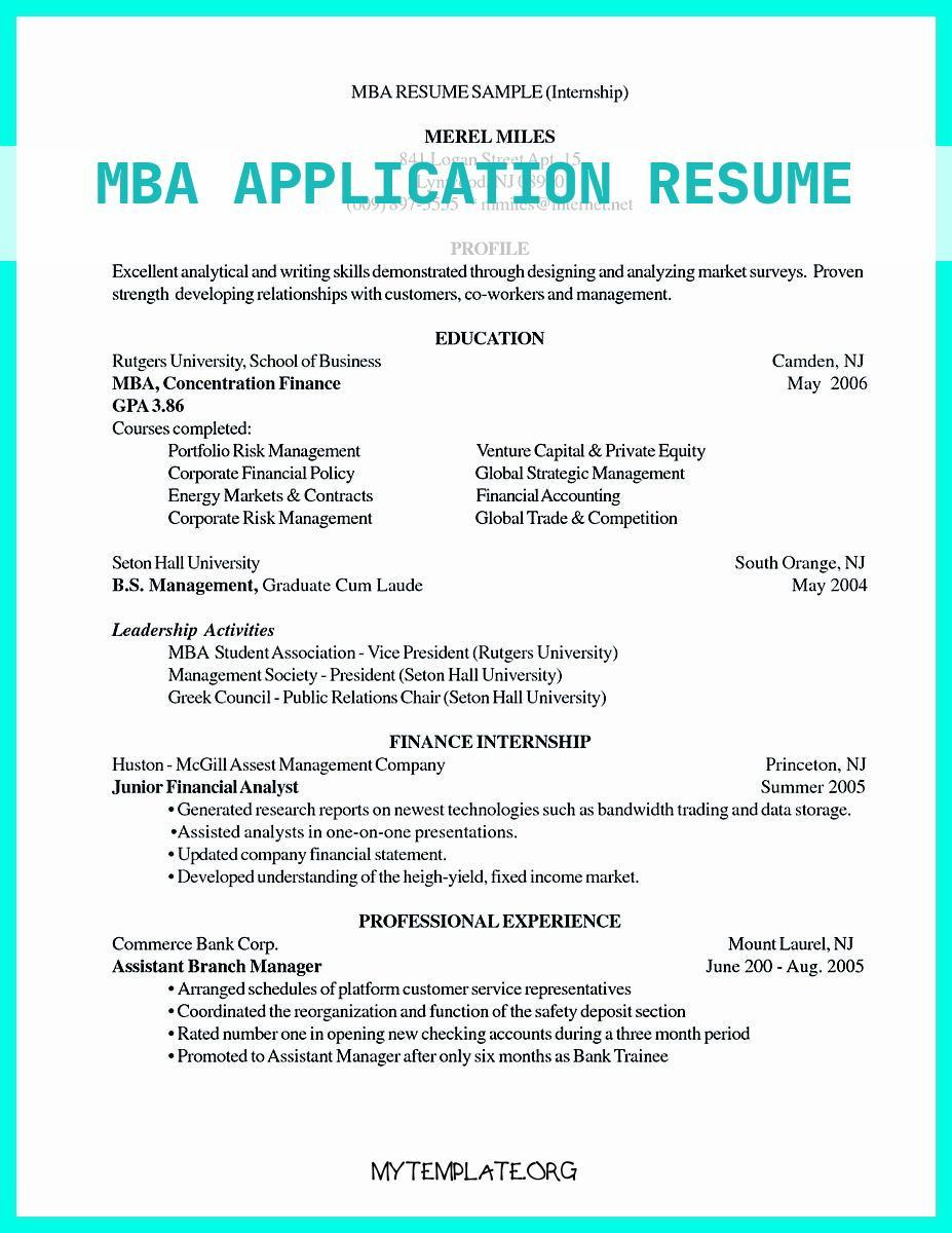 mba application resume free templates college admission examples of best write properly Resume College Admission Resume Examples