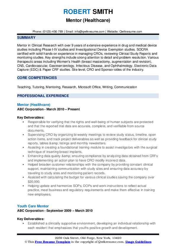 mentor resume samples qwikresume line about mentoring pdf automotive mechanic sample Resume Resume Line About Mentoring