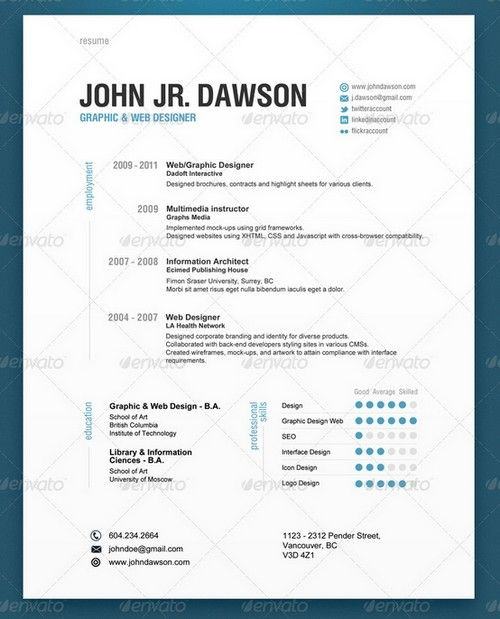 modern and professional resume templates ginva template examples job format beginner Resume Modern Resume Format Examples