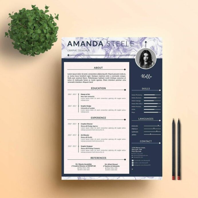 modern resume template format examples for best templates moo icons direct care provider Resume Best Modern Resume Template