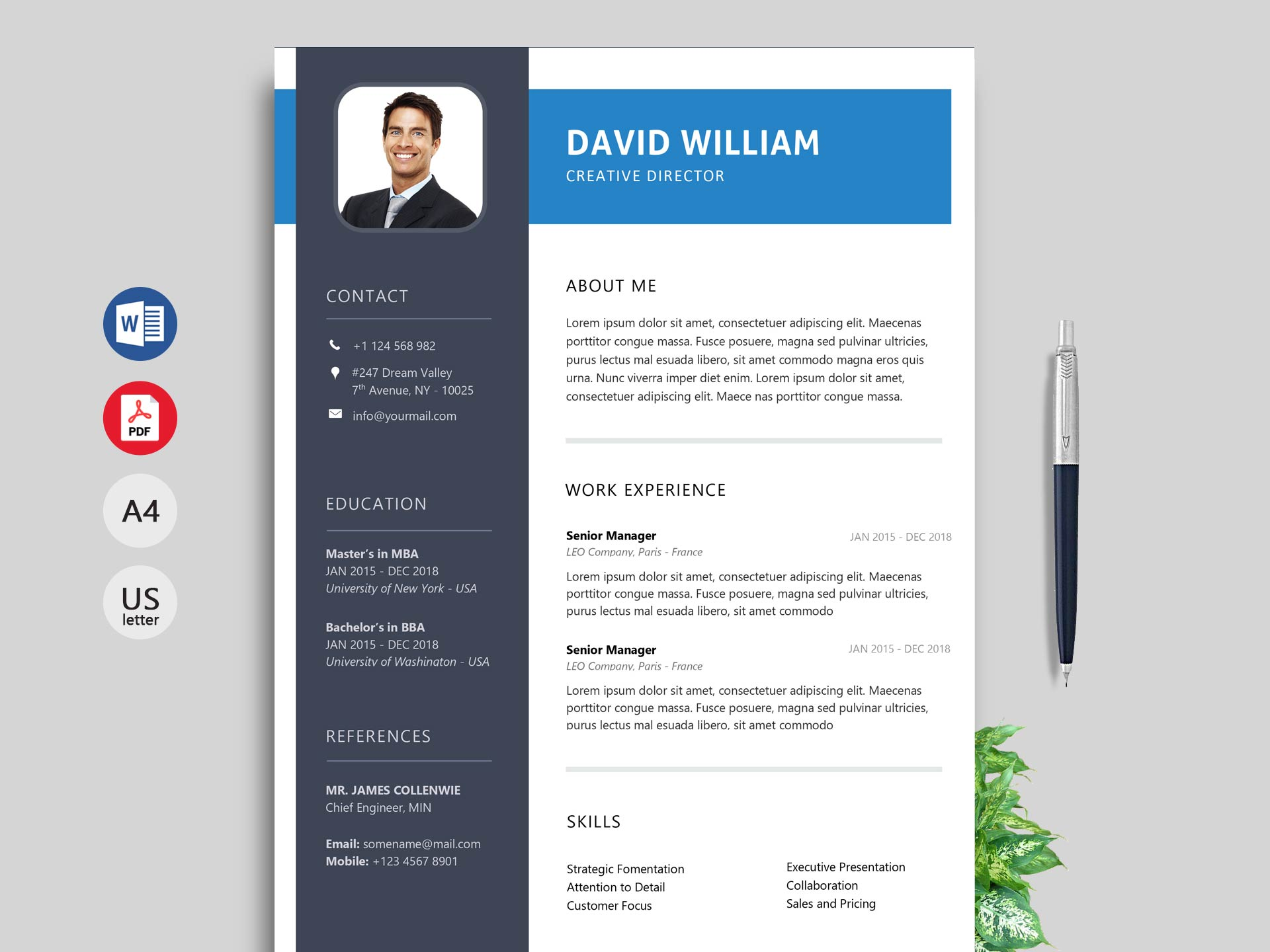 modern resume template ms word format resumekraft templates for microsoft with photo Resume Resume Templates For Microsoft Word With Photo