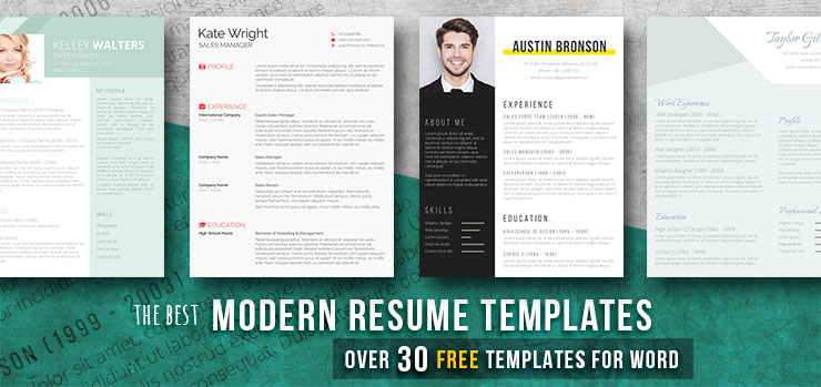 modern resume templates free examples freesumes best template word farm manager Resume Best Modern Resume Template