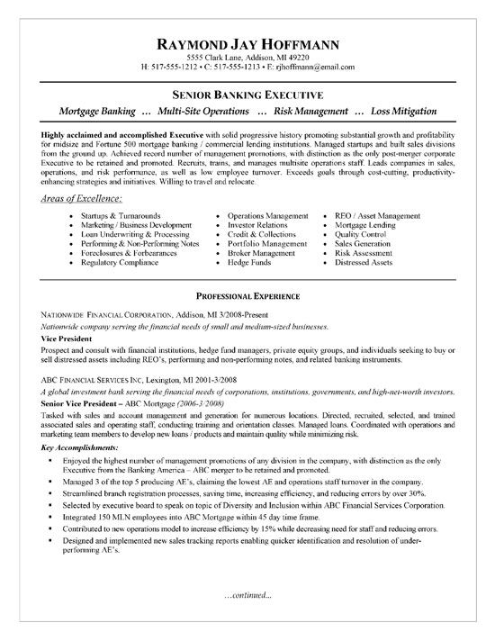 mortgage banker resume examples manager executive professional can you breastfeeding Resume Mortgage Professional Resume
