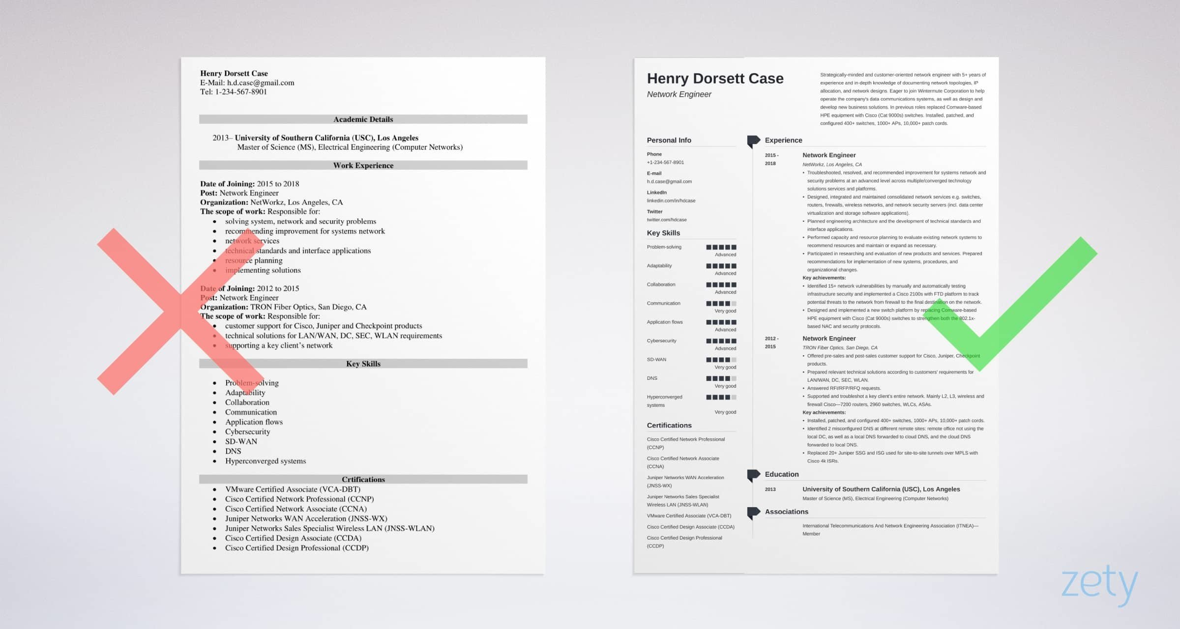 network engineer resume sample also for entry level template example honors and awards on Resume Network Engineer Resume Template