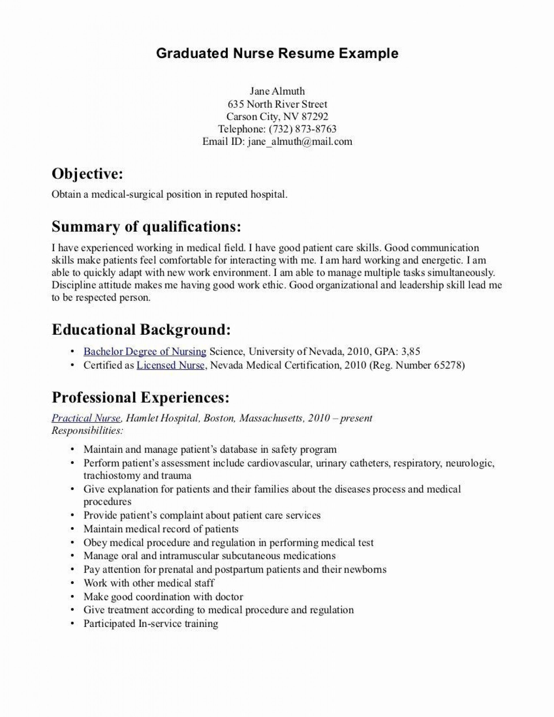 new grad rn resume template addictionary examples remarkable concept full charge Resume New Grad Rn Resume Examples