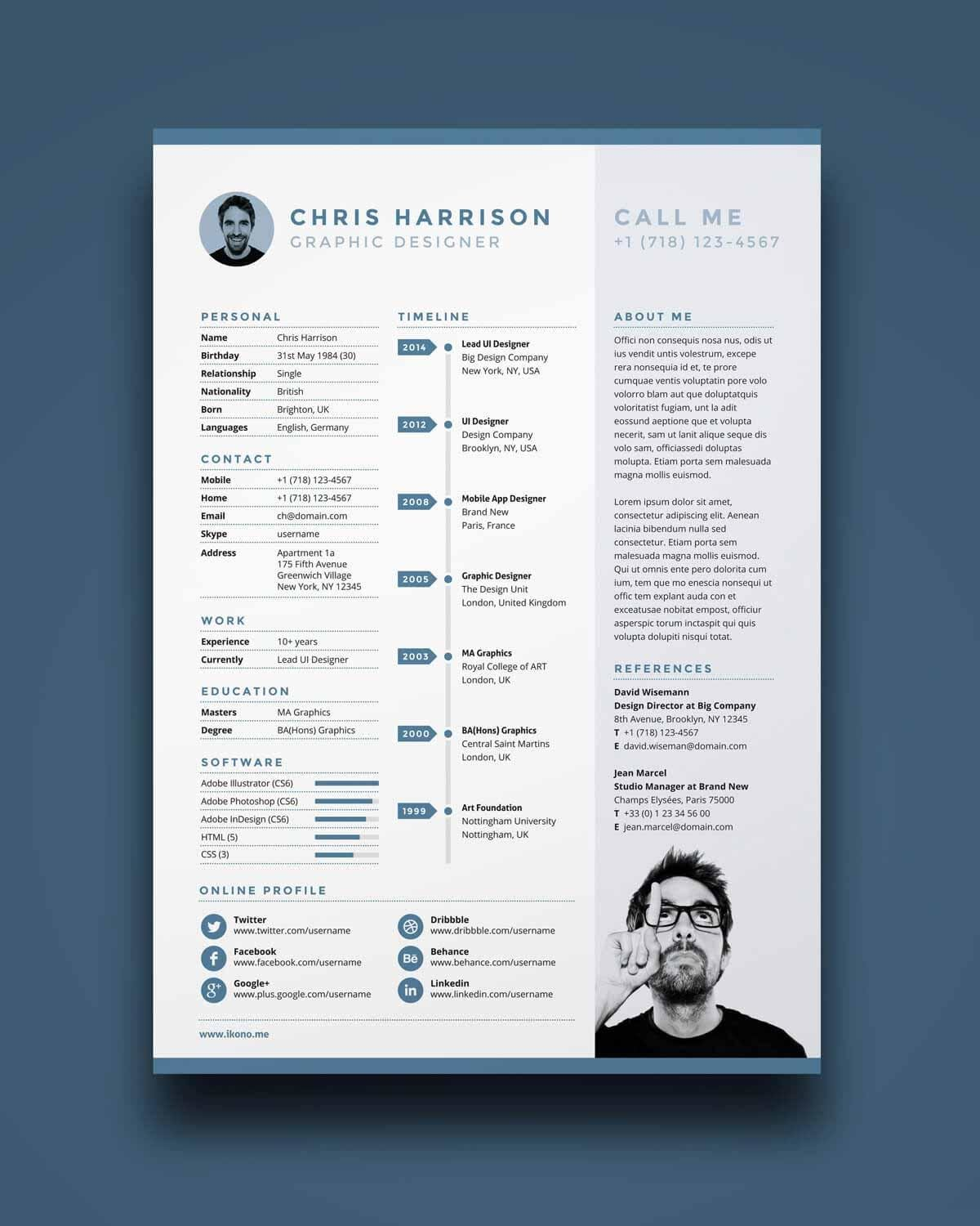 one resume templates examples of format for animator fresher automotive product Resume One Page Resume Examples