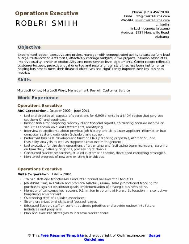operations executive resume samples qwikresume facility pdf devops summary modern format Resume Facility Executive Resume