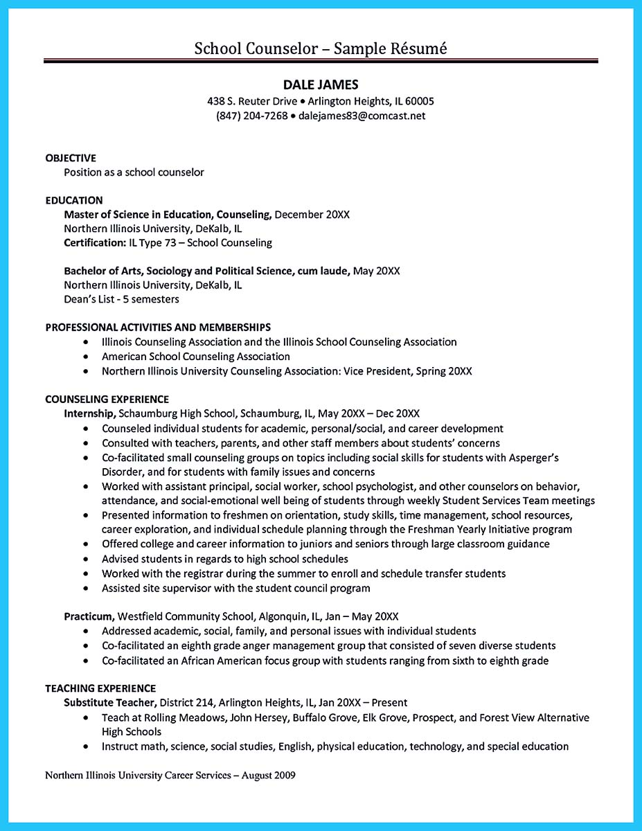 outstanding counseling resume examples to get approved for practicum student best pet Resume Resume For Practicum Student Counseling