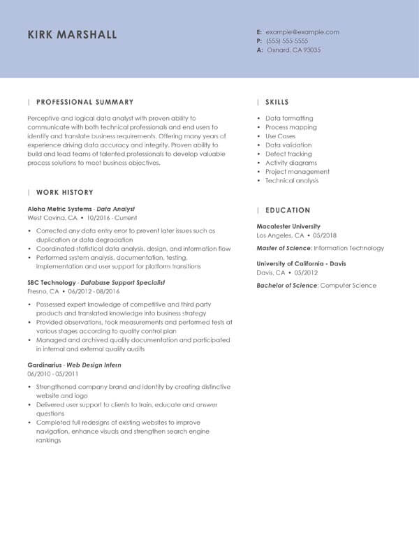 pdf resume templates downloadable to guide for job application chrono essence data Resume Resume For Job Application Pdf
