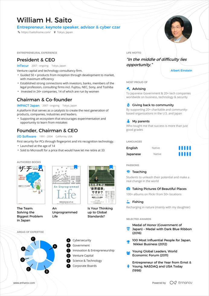 powerful one resume examples you can use now builder williamhsaitoresume rj format Resume One Page Resume Builder
