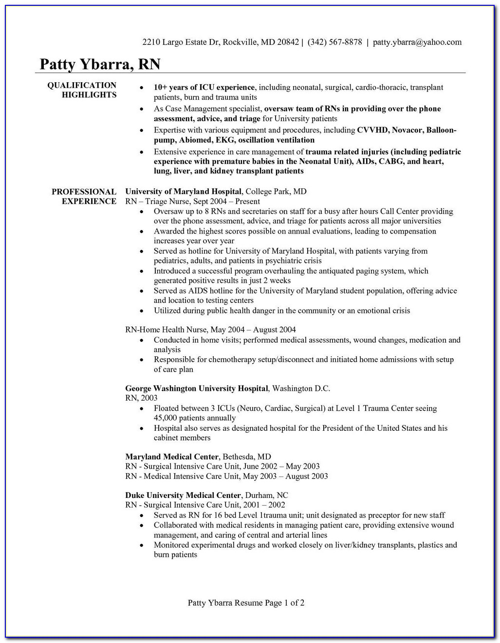 professional registered nurse resume template vincegray2014 icu research assistant duties Resume Icu Nurse Resume Template