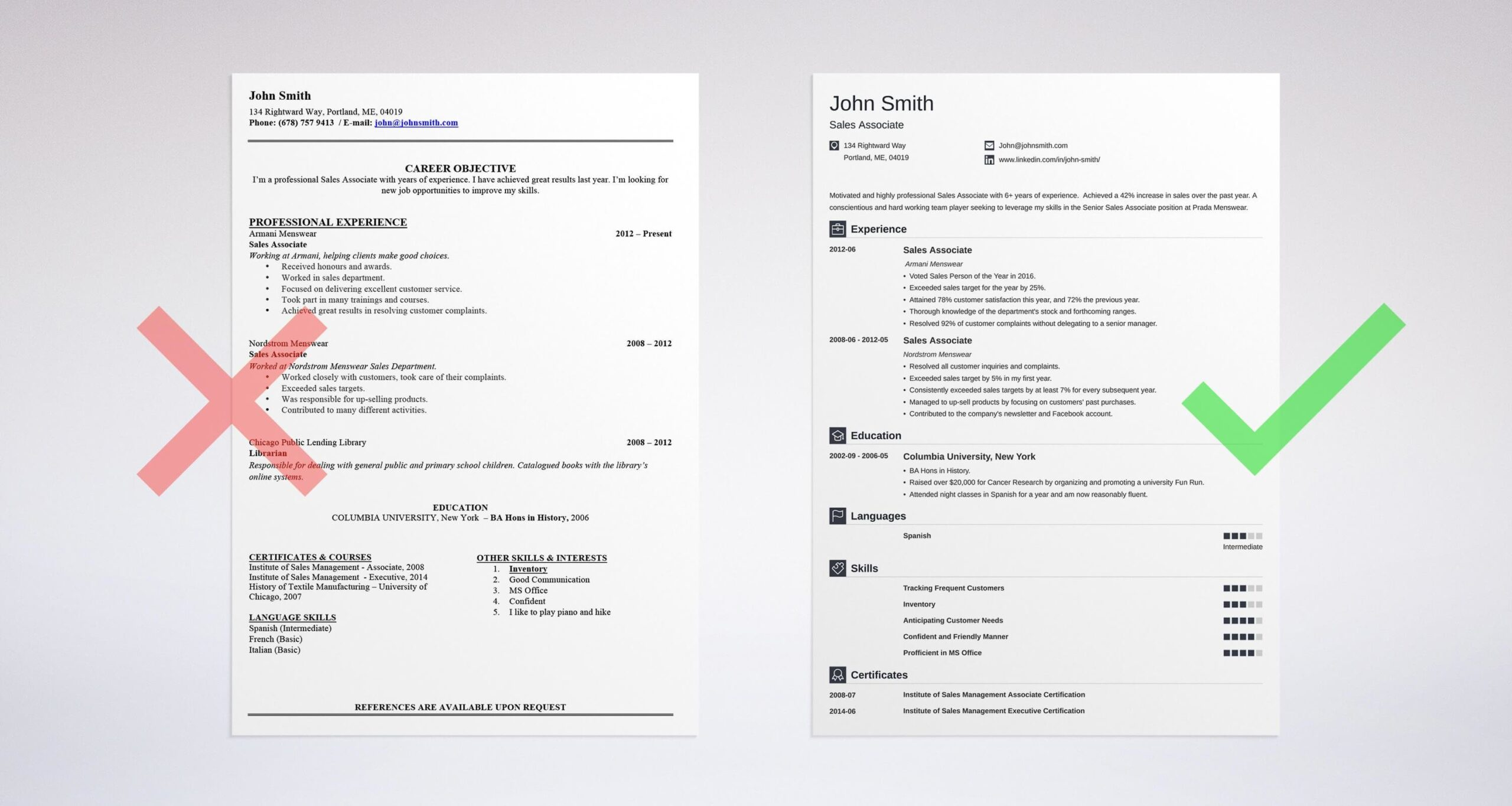 professional resume summary examples statements best short for on template light Resume Best Short Summary For Resume