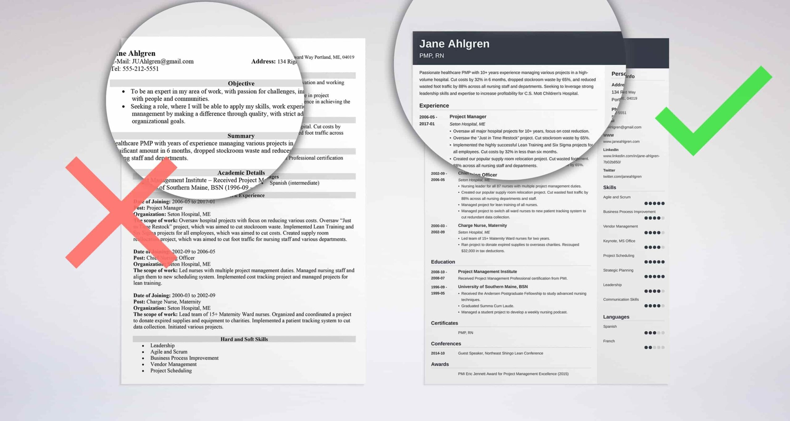 professional resume summary examples statements builder for example profile highlights Resume Summary Builder For Resume