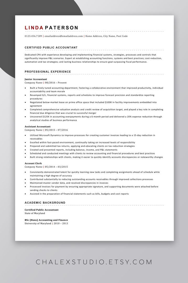 professional resume template ats classic cv simple format for marketing bullet points Resume Best Ats Resume Checker Free