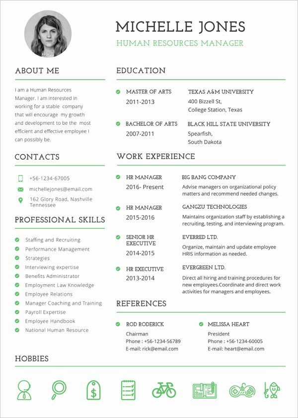 professional resume template free beautiful wor downloadable excellent templates wordpad Resume Excellent Resume Templates