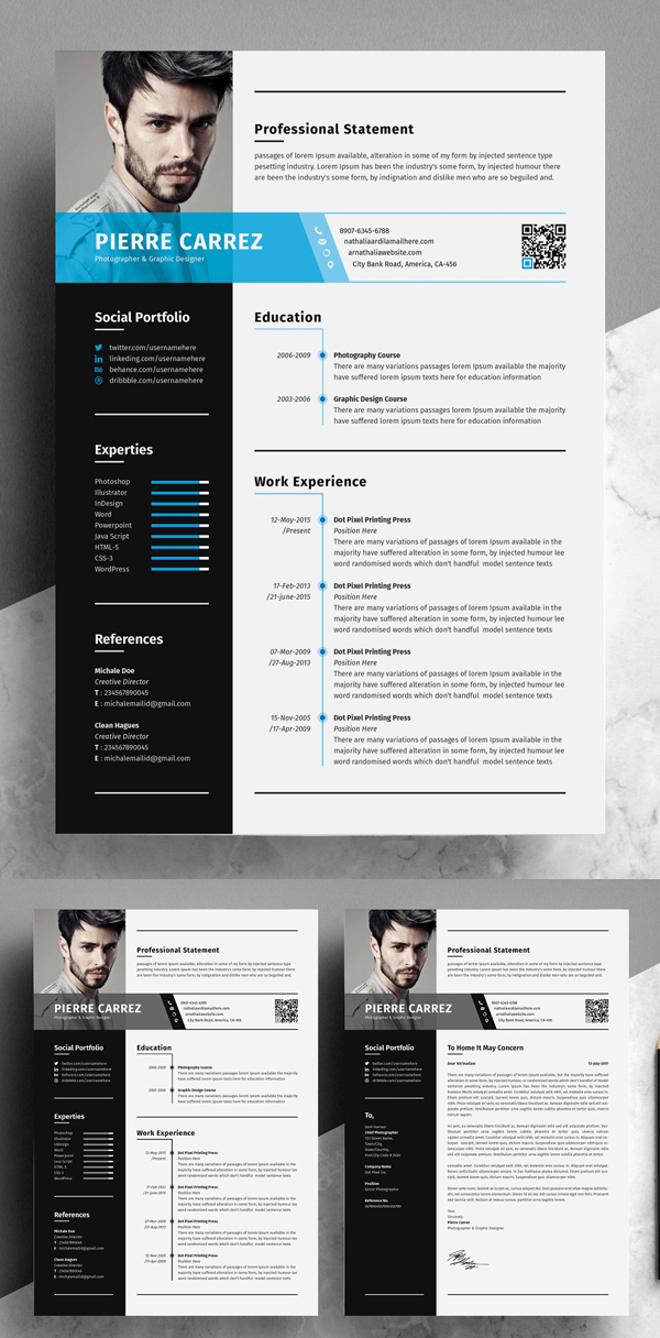 professional resume templates of design graphic junction the best template for executive Resume The Best Template For Resume 2020