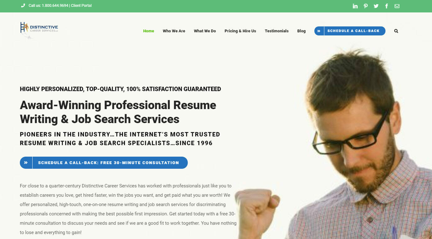 professional resume writing services distinctive career top art teacher counseling and Resume Top Resume Writing & Career Services
