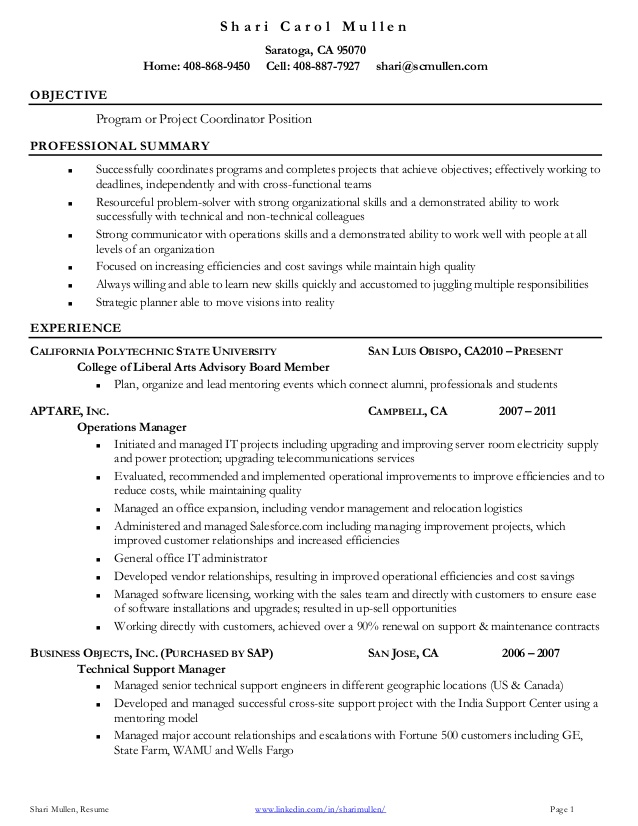 project coordinator resume licensing junior cyber security analyst physician assistant Resume Licensing Coordinator Resume