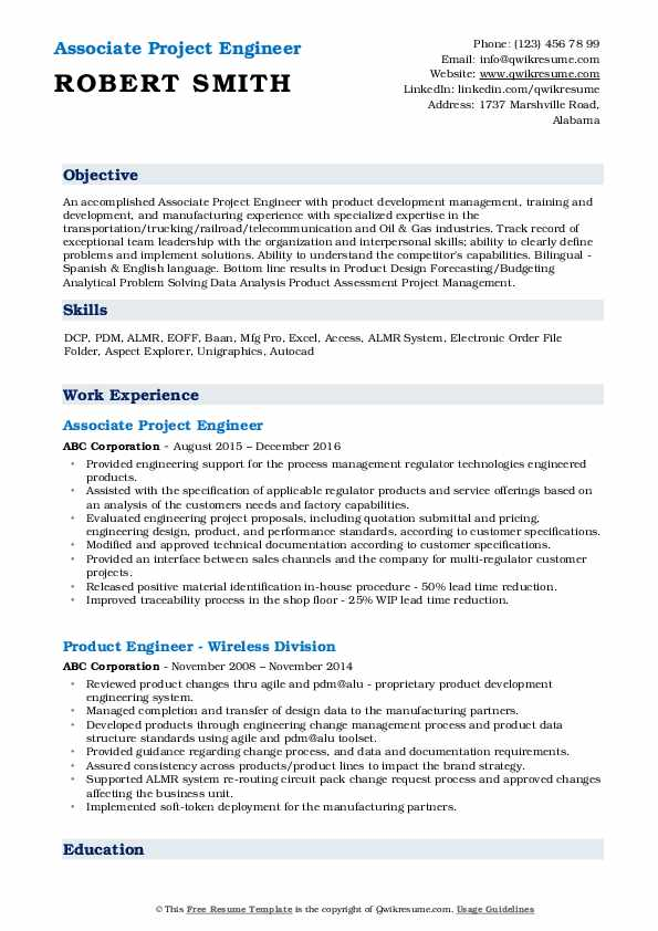 project engineer resume samples qwikresume construction objective pdf for applying job Resume Construction Project Engineer Resume Objective