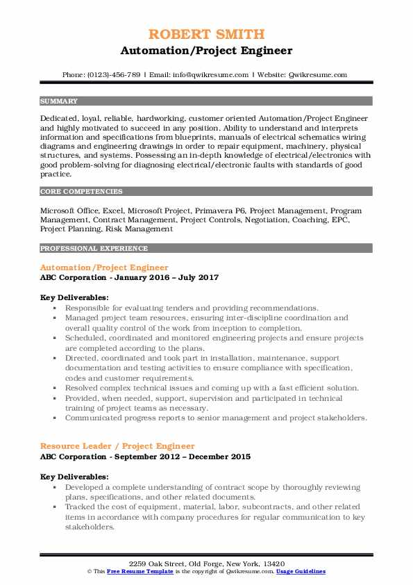 project engineer resume samples qwikresume construction objective pdf uta career center Resume Construction Project Engineer Resume Objective
