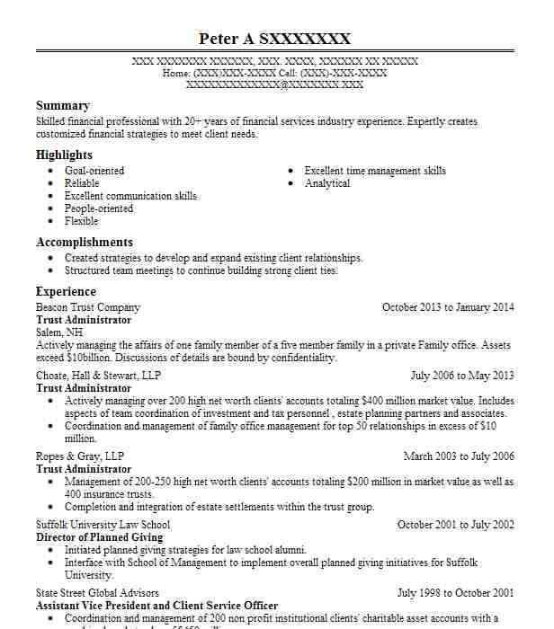 public trust clearance resume example securities exchange commission district of security Resume Security Clearance On Resume