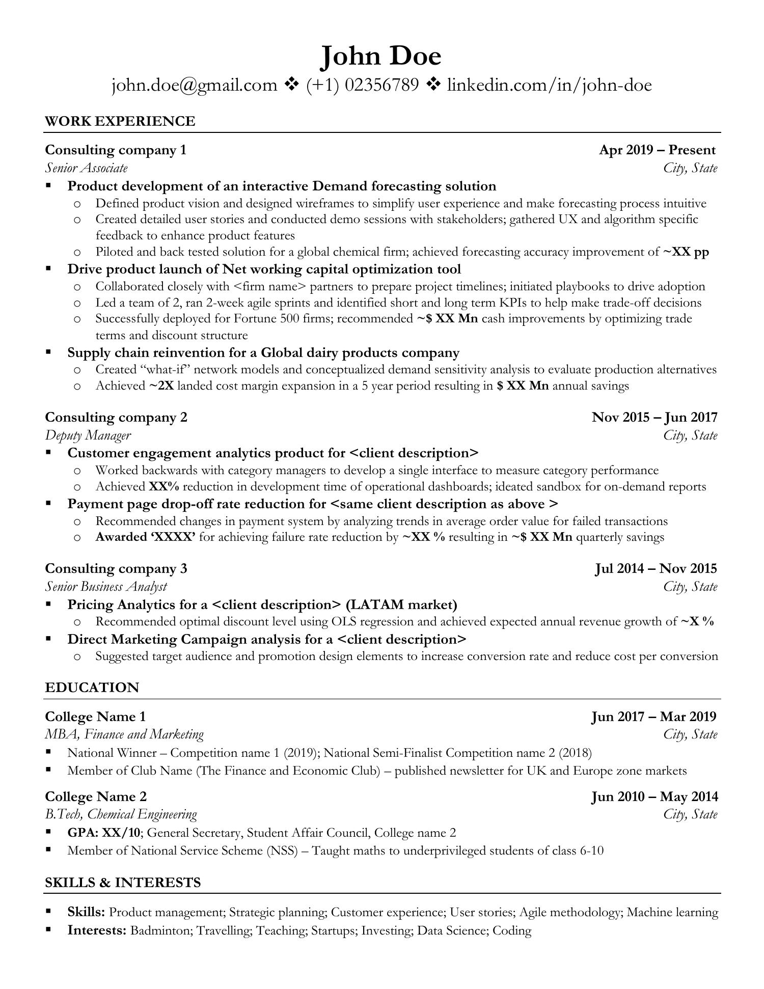 reddit sample resume docdroid interests pdf japanese example gas station experience Resume Resume Interests Reddit