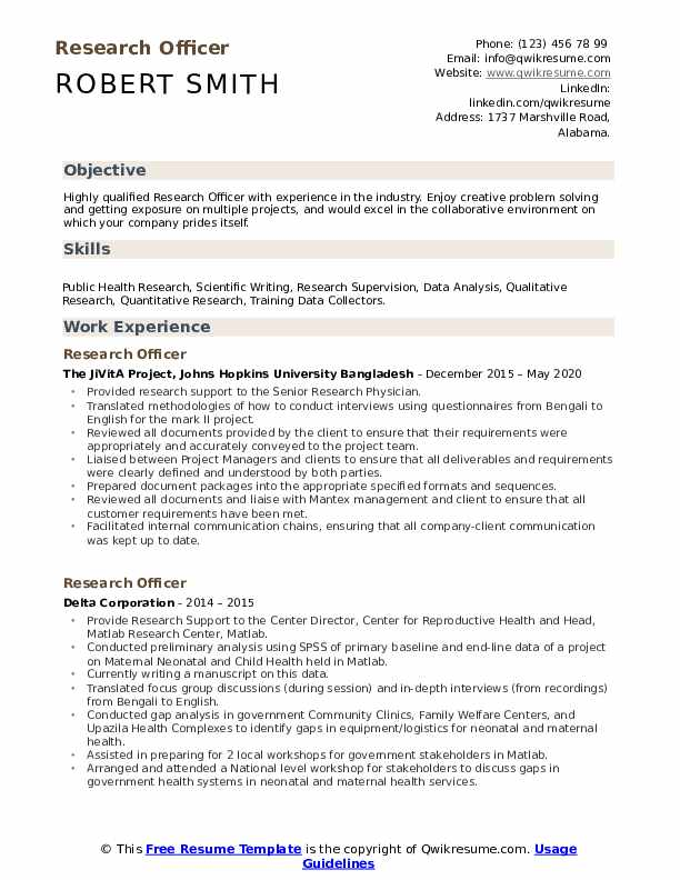 research officer resume samples qwikresume pdf salesforce cpq title for sending Resume Research Officer Resume