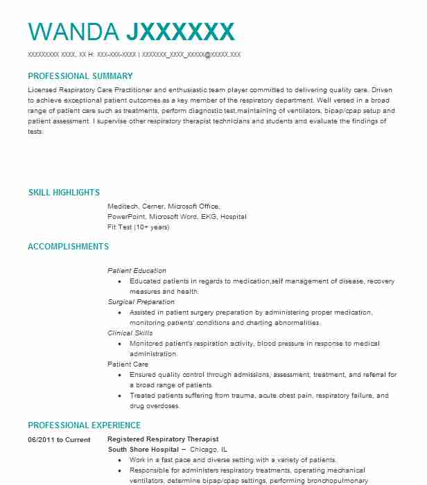respiratory therapy resumes cprc therapist resume sample toyota builder free analysis Resume Respiratory Therapist Resume Sample