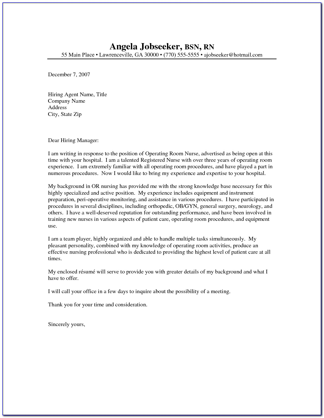 resume cover letter title examples pertaining to template vincegray2014 nursing and word Resume Nursing Resume Cover Letter Examples