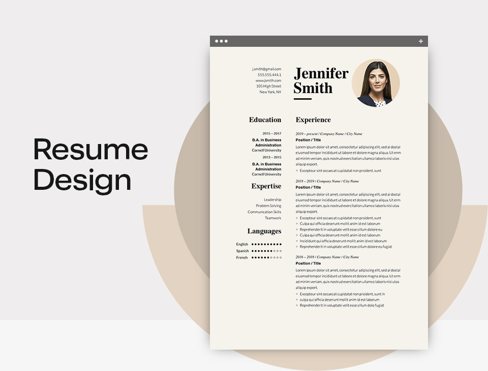 resume design rules that get you hired resumeway resumes activities on example academic Resume Resumes That Get You Hired