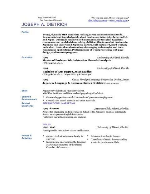 resume example in template free downloadable teacher examples completely builder bld come Resume Completely Free Resume Builder