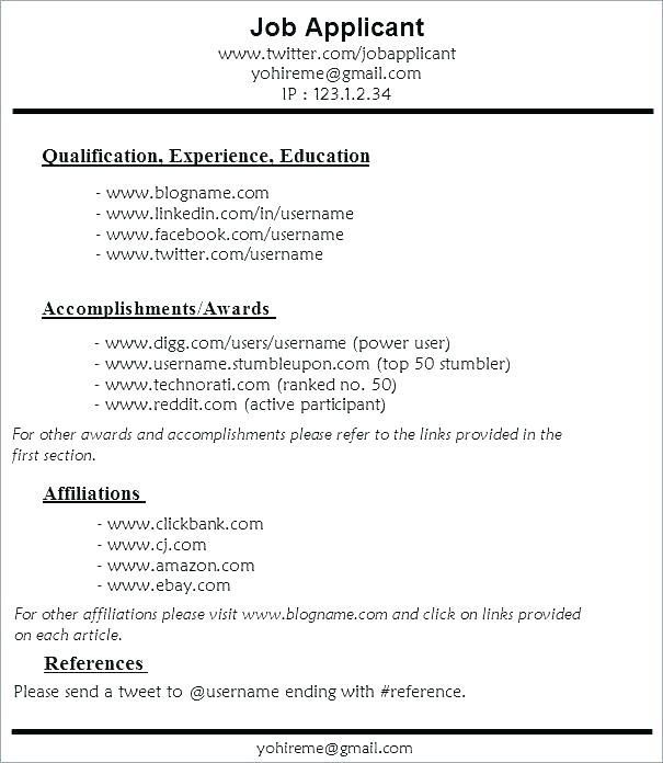 resume examples hobbies template good interests that look on headline for freshers skills Resume Interests That Look Good On A Resume