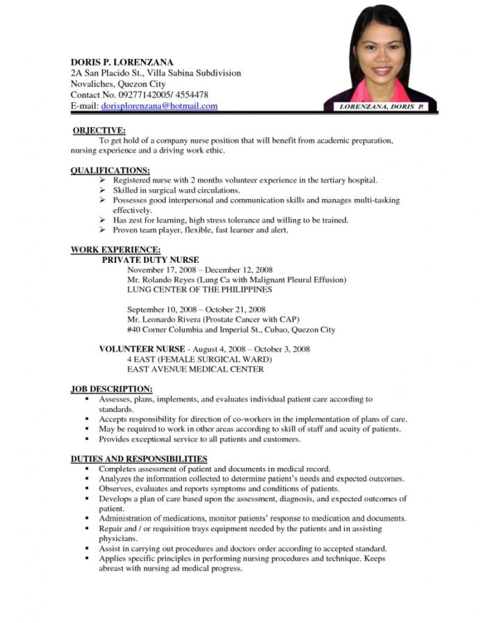resume examples job application templates samples template word format high school entry Resume Job Application Resume Format