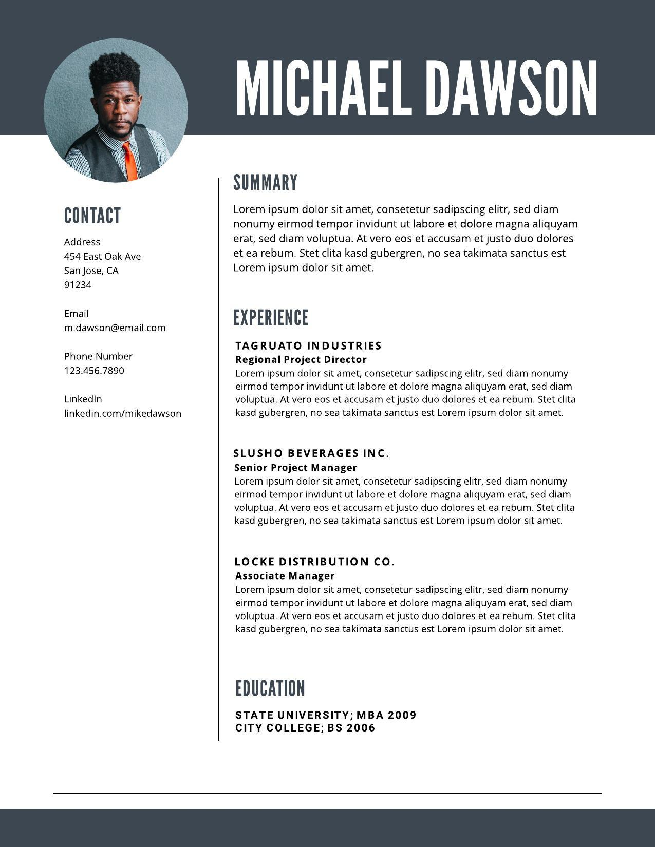 resume examples writing tips for lucidpress and samples image04 hackathon example people Resume Resume Writing Tips And Samples