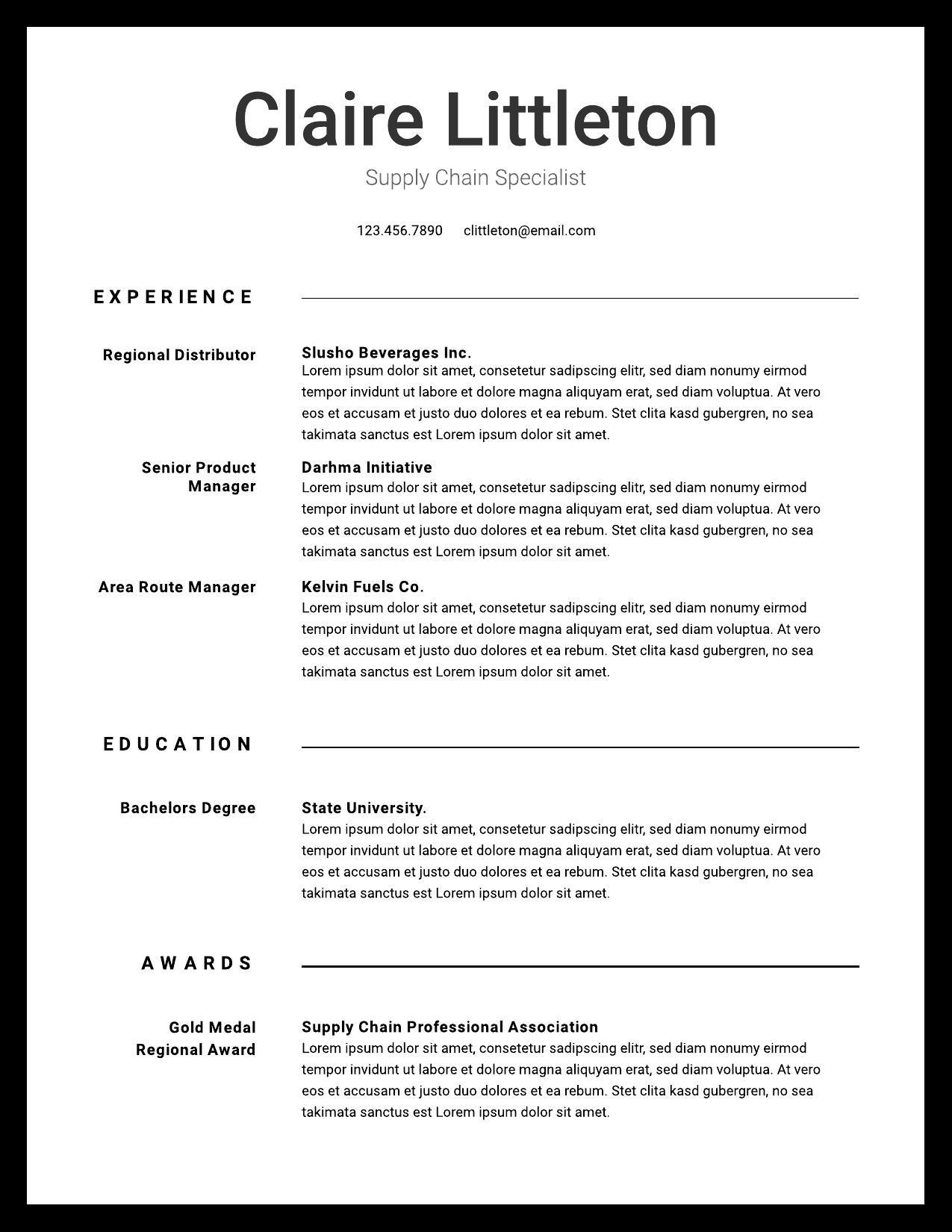 resume examples writing tips for lucidpress and samples image09 current skills summary Resume Resume Writing Tips And Samples