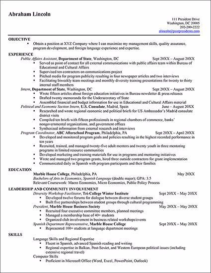 resume format for jobs federal job samples example hotel writing internal transfer Resume Federal Resume Example 2020
