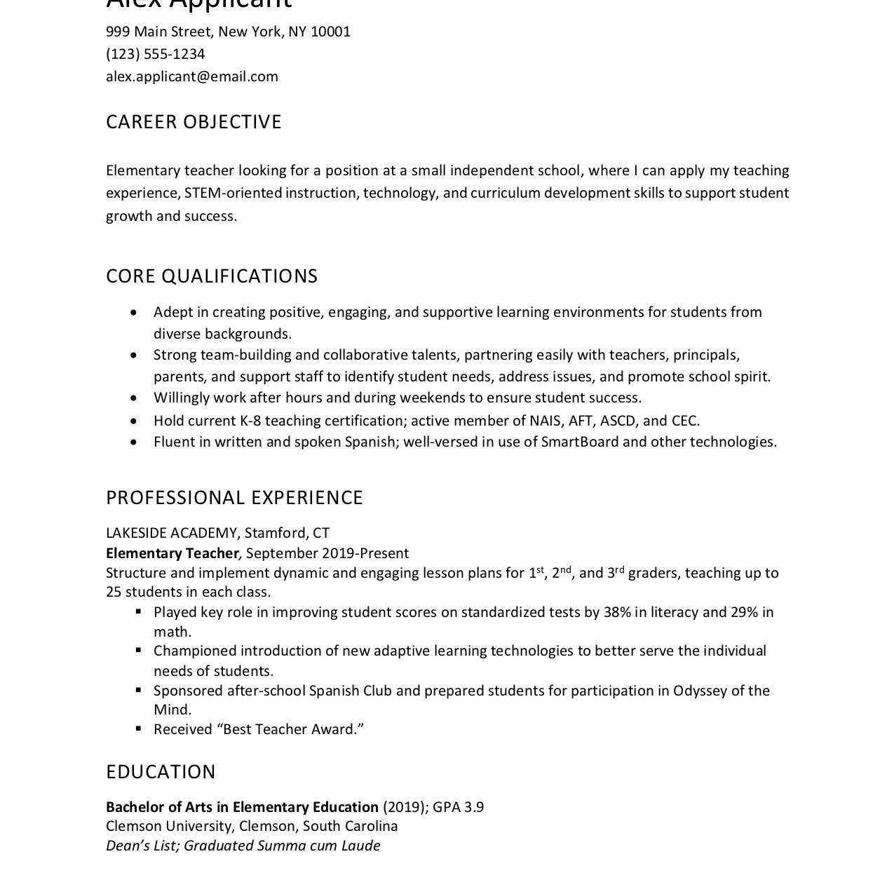 resume objective examples and writing tips statement entry level 2063595res customer Resume Resume Objective Statement Entry Level Examples