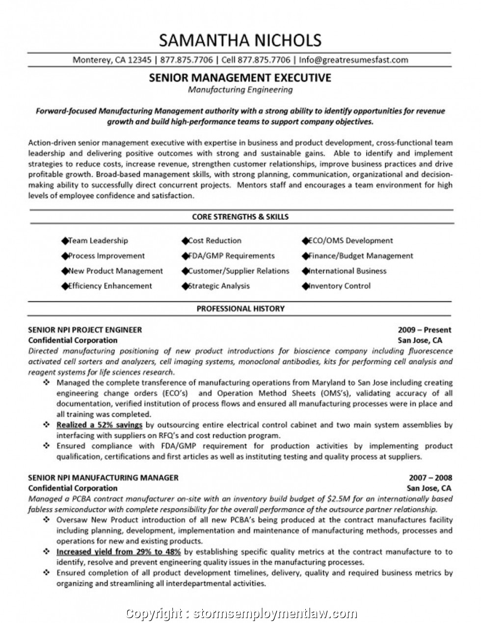 resume of project manager construction best template for styles examples managers in Resume Best Resume Template For Project Manager