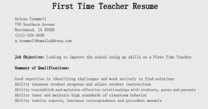 resume samples first time teacher sample professional military writing services xfinity Resume First Time Teacher Resume