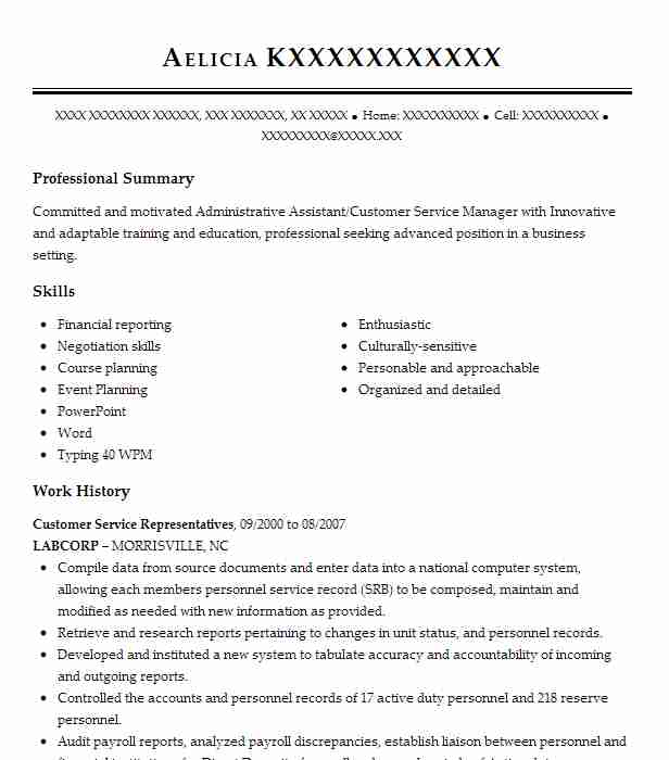 resume summary examples for customer service representative professional claims adjuster Resume Customer Service Professional Summary For Resume