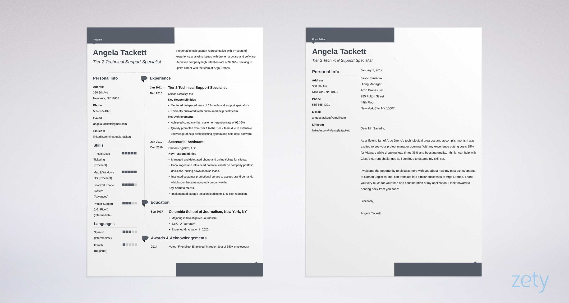 resume templates for microsoft word free modern template objective medical office Resume Modern Resume Template Free Download