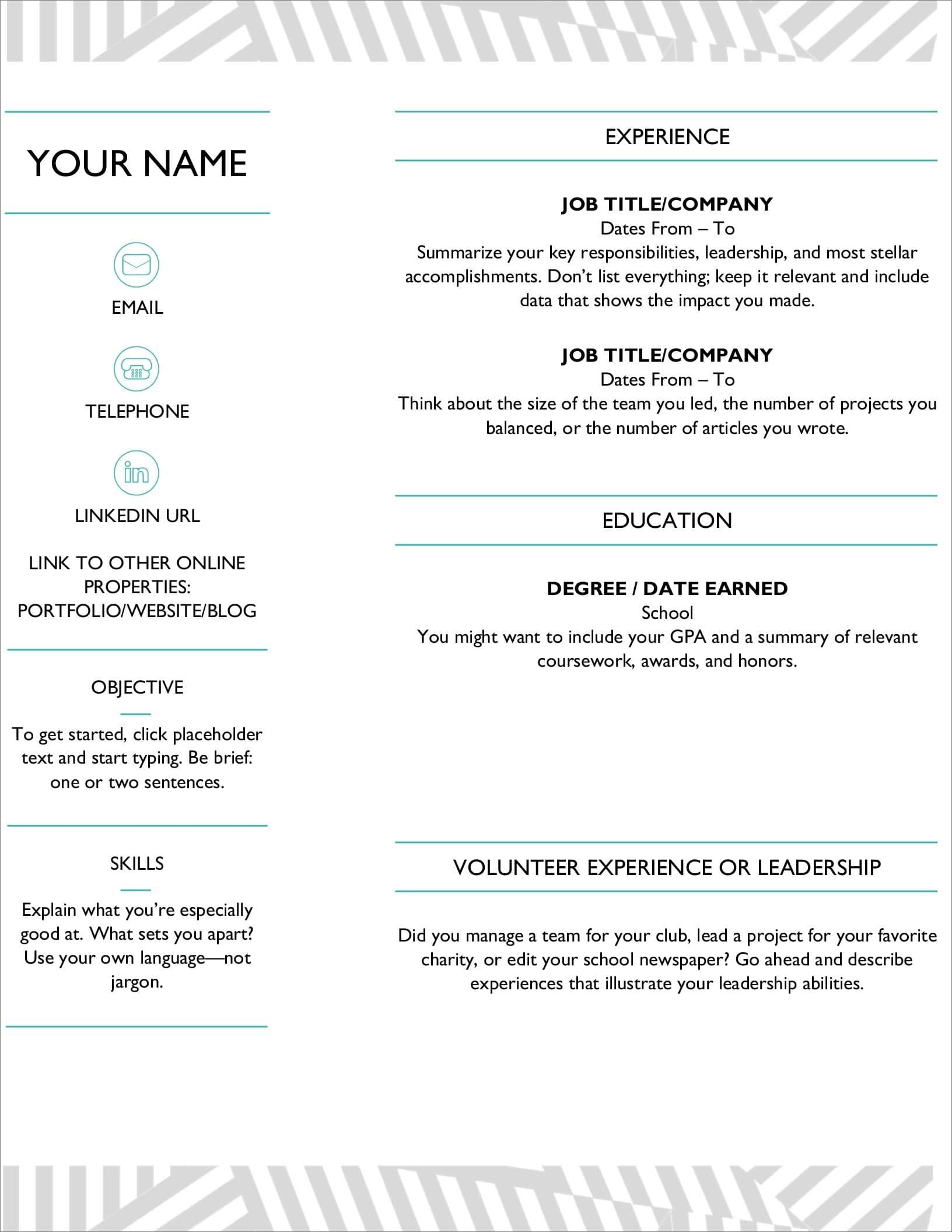 resume templates for microsoft word free with photo ms word23 welder duties and Resume Resume Templates For Microsoft Word With Photo