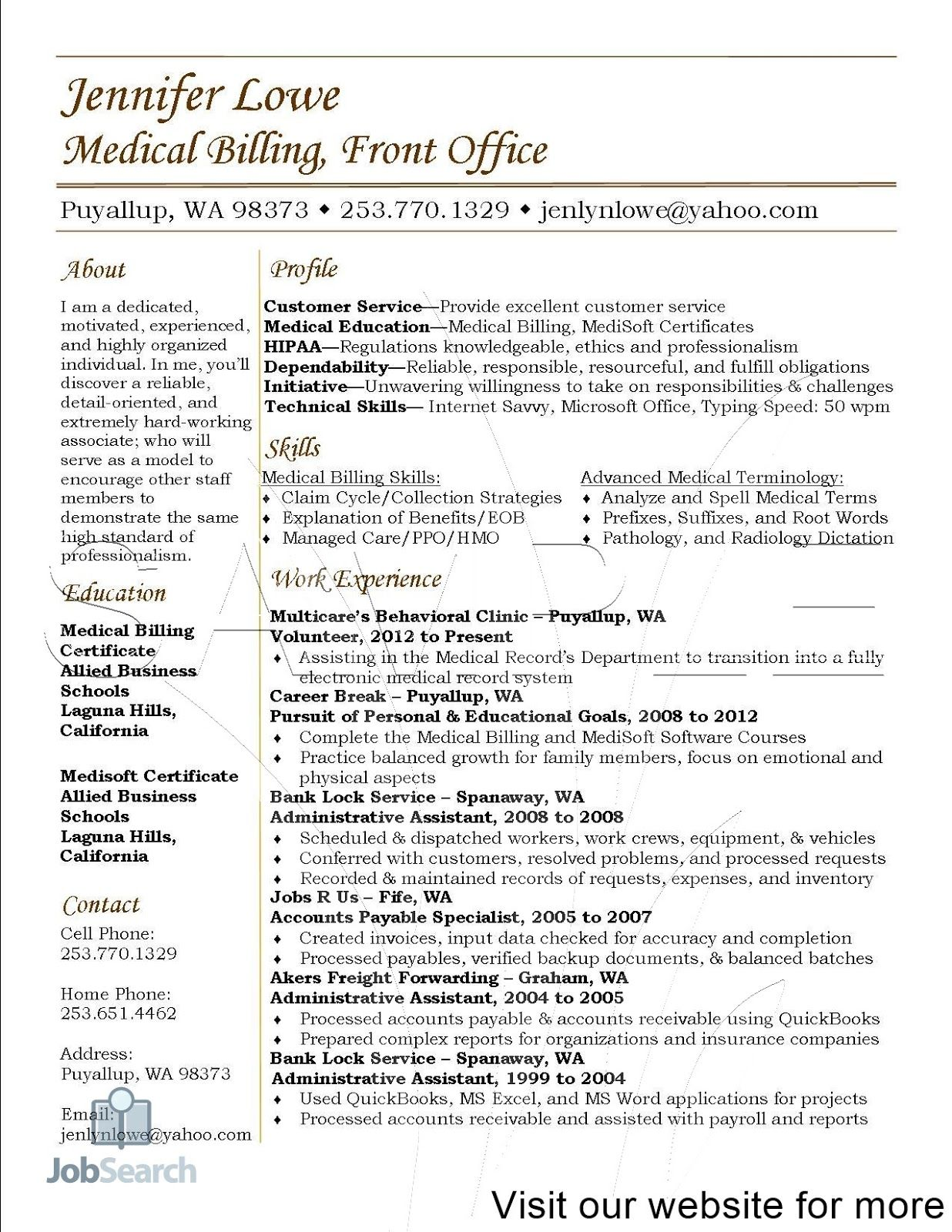 resume templates medical fresher billing and coding assistant coder template registered Resume Medical Coder Resume Template